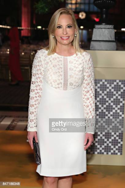 Gillian Miniter attends the 2017 New Yorkers for Children Fall Gala at Cipriani 42nd Street on September 14 2017 in New York City