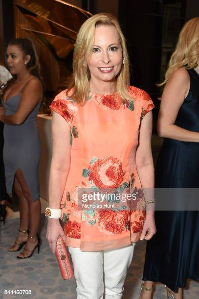 Gillian Miniter attends the Daily Front Row's Fashion Media Awards at Four Seasons Hotel New York Downtown on September 8 2017 in New York City