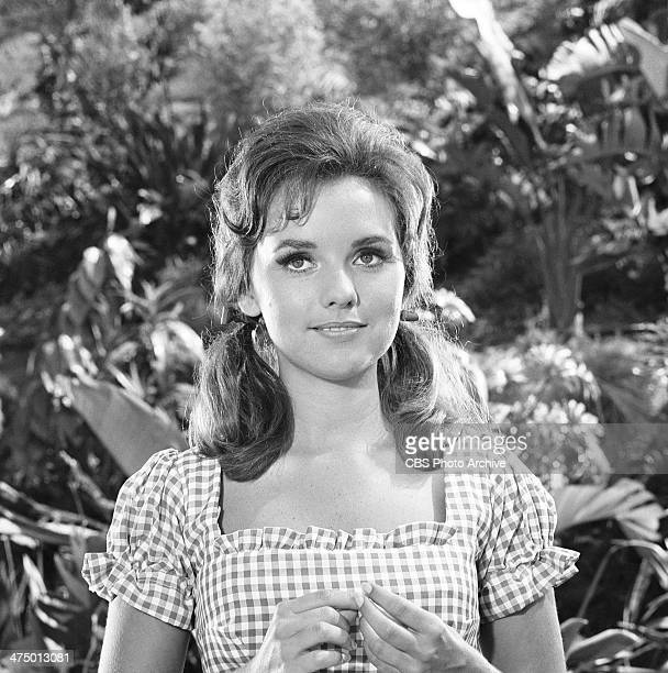 Gilligan's Island cast member Dawn Wells for episode 'Two on a Raft' Image dated July 21 1964