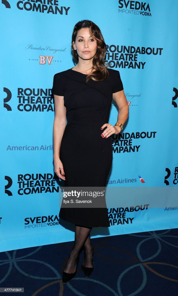 <a gi-track='captionPersonalityLinkClicked' href=/galleries/search?phrase=Gina+Gershon&family=editorial&specificpeople=203099 ng-click='$event.stopPropagation()'>Gina Gershon</a> attends Roundabout Theatre Company's 2014 Spring Gala at Hammerstein Ballroom on March 10, 2014 in New York City.