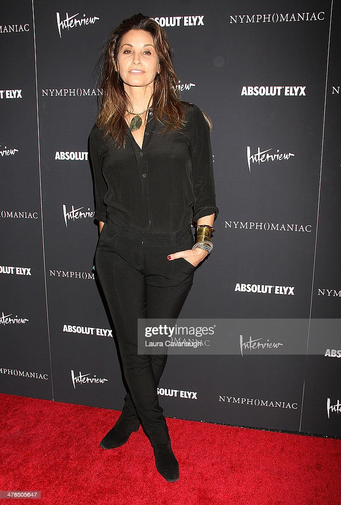 <a gi-track='captionPersonalityLinkClicked' href=/galleries/search?phrase=Gina+Gershon&family=editorial&specificpeople=203099 ng-click='$event.stopPropagation()'>Gina Gershon</a> attends the 'Nymphomaniac: Volume I' screening at The Museum of Modern Art on March 13, 2014 in New York City.