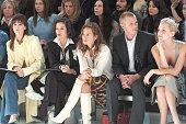 Gina Gershon Bianca Jagger Jade Jagger Jason Lewis and Monet Mazur