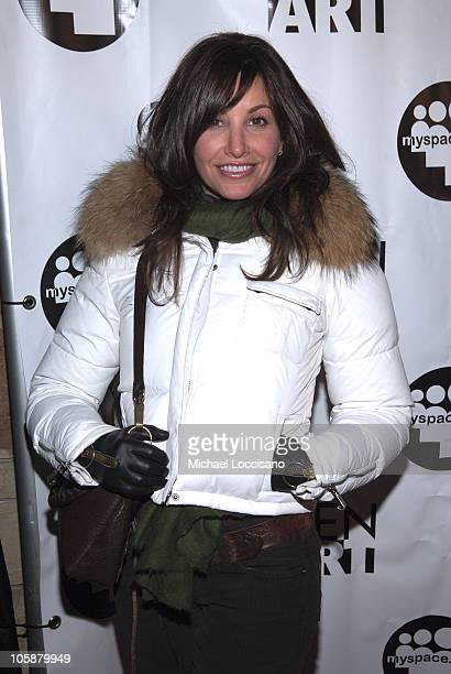 Gina Gershon during 2006 Sundance Film Festival Gen Art and MySpacecom Party at Legacy Lodge at the Park City Mountain Resort in Park City Utah...