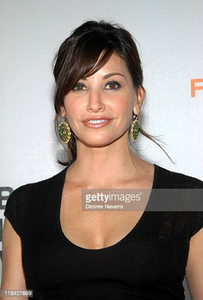 Gina Gershon during 5th Annual Tribeca Film Festival 'One Last Thing' Premiere Arrivals at AMC Loews Lincoln Square in New York City New York United...