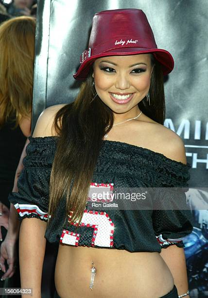 Gina Hiraizumi during 'Terminator 3 Rise of the Machines' Los Angeles Premiere at Mann Village Theatre in Westwood California United States