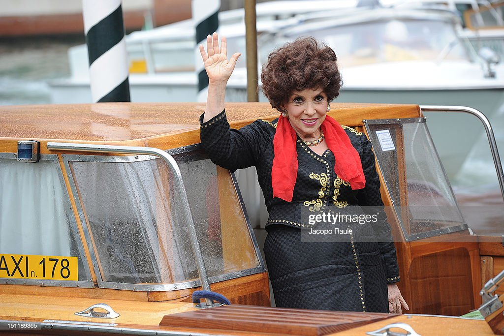 <a gi-track='captionPersonalityLinkClicked' href=/galleries/search?phrase=Gina+Lollobrigida&family=editorial&specificpeople=93465 ng-click='$event.stopPropagation()'>Gina Lollobrigida</a> is seen during The 69th Venice Film Festival on September 3, 2012 in Venice, Italy.