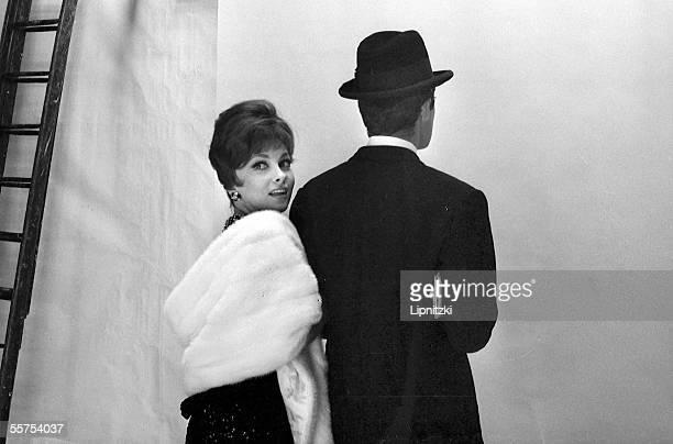 Gina Lollobrigida Italian actress France about 1965 LIP9274A031