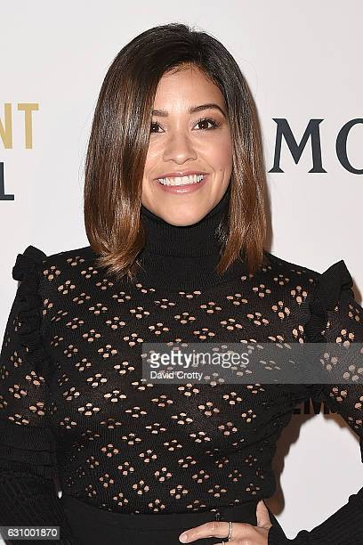 Gina Rodriguez attends The 2nd Annual Moet Moment Film Festival at Doheny Room on January 4 2017 in West Hollywood California