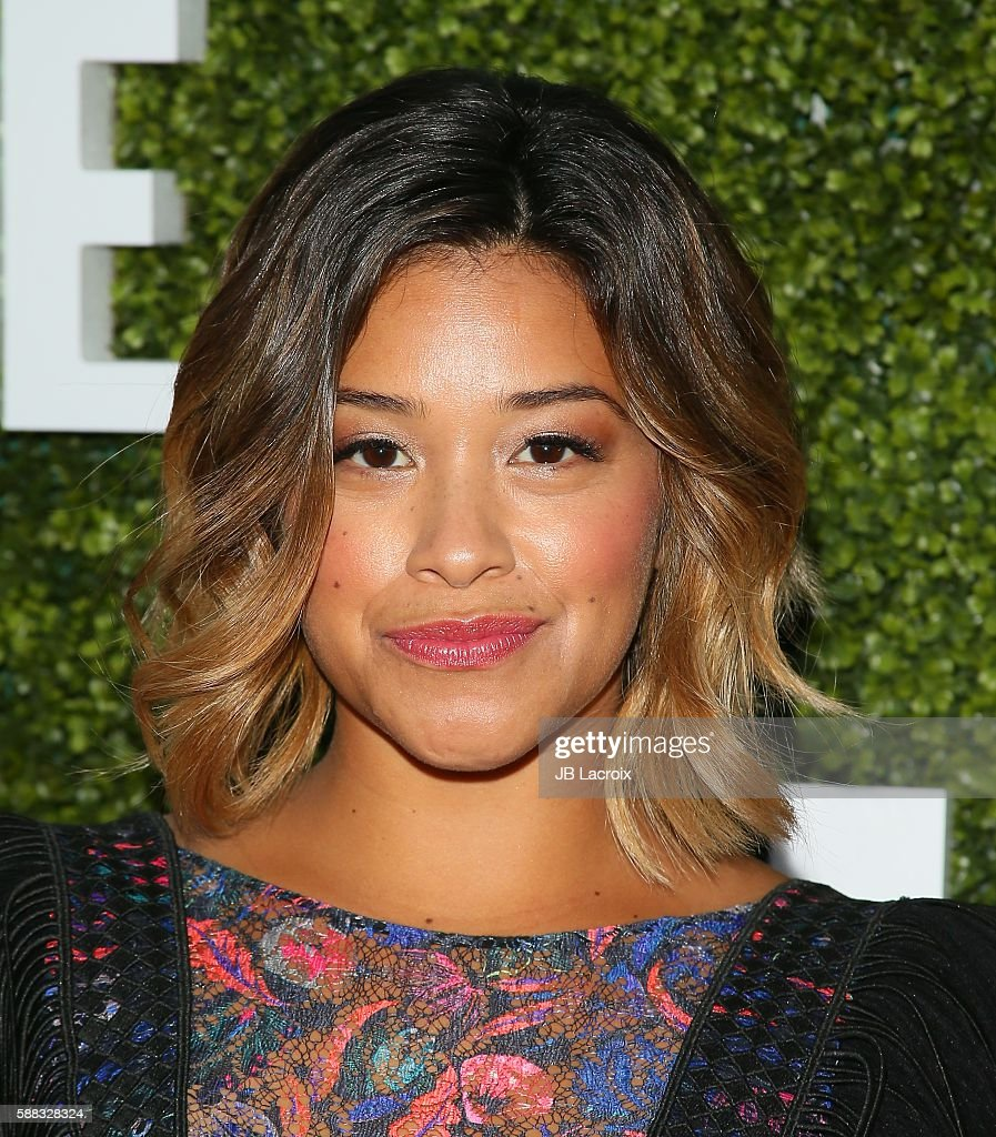 Gina Rodriguez attends the CBS, CW, Showtime Summer TCA Party at Pacific Design Center on August 10, 2016 in West Hollywood, California.