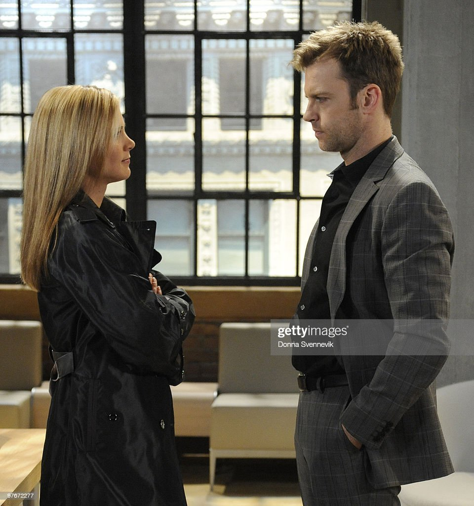 LIVE - Gina Tognoni (Kelly) and Trevor St. John (Todd) in a scene that airs the week of March 15, 2010 on ABC Daytime's 'One Life to Live.' 'One Life to Live' airs Monday-Friday (2:00 p.m. - 3:00 p.m., ET) on the ABC Television Network. OLTL10 (Photo by Donna Svennevik/ABC via Getty Images) GINA