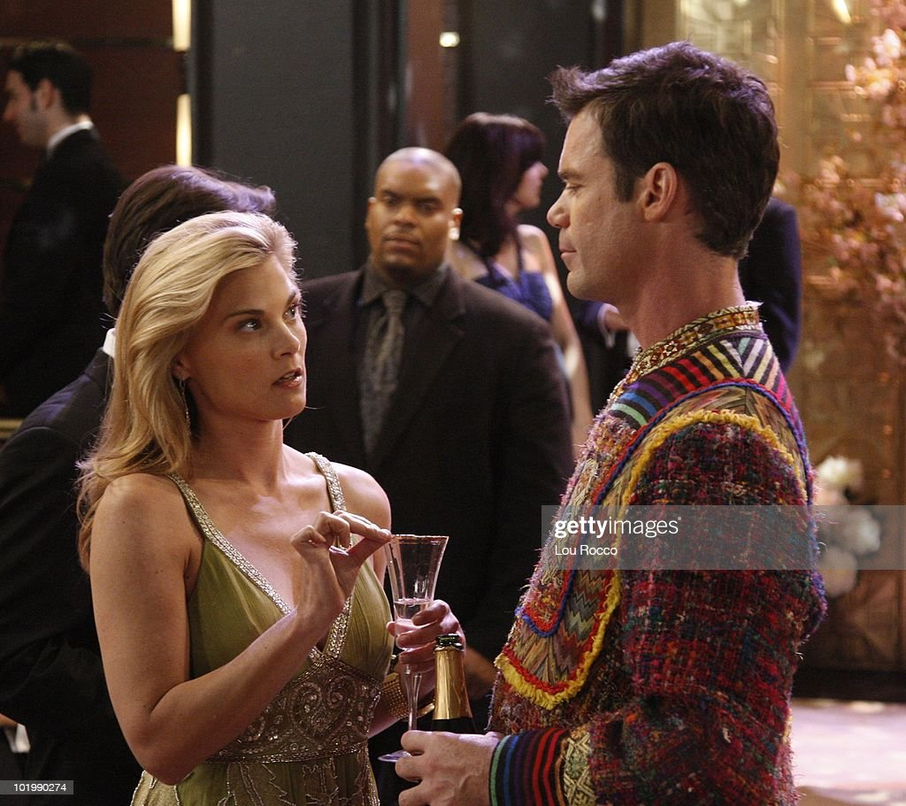 LIVE - Gina Tognoni (Kelly) and Tuc Watkins (David) in a scene that begins airing the week of June 7, 2010 on ABC Daytime's 'One Life to Live.' 'One Life to Live' airs Monday-Friday (2:00 p.m. - 3:00 p.m., ET) on the ABC Television Network. OLTl10 (Photo by Lou Rocco/ABC via Getty Images) GINA TOGNONI, TUC WATKINS