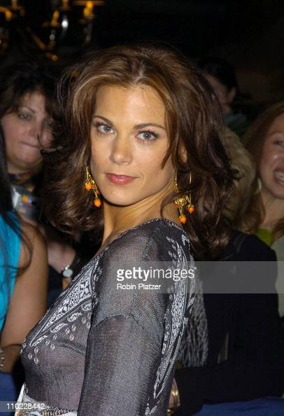 Gina Tognoni during 32nd Annual Daytime Emmy Awards Outside Arrivals at Radio City Music Hall in New York City New York United States