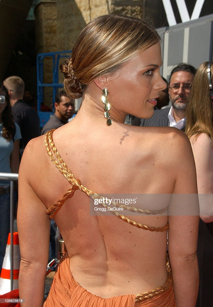 <a gi-track='captionPersonalityLinkClicked' href=/galleries/search?phrase=Gina+Tognoni&family=editorial&specificpeople=592147 ng-click='$event.stopPropagation()'>Gina Tognoni</a> during 34th Annual Daytime Emmy Awards - Arrivals at Kodak Theater in Hollywood, California, United States.