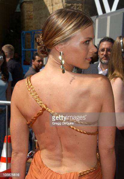 Gina Tognoni during 34th Annual Daytime Emmy Awards Arrivals at Kodak Theater in Hollywood California United States