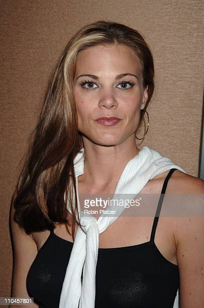 Gina Tognoni during The Rose Luncheon Benefitting Little Flower Children and Family Services of New York Honoring Susan Lucci June 13 2006 at The...