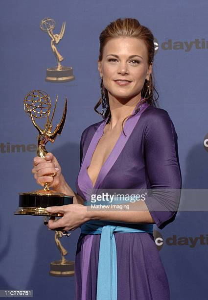 Gina Tognoni winner of Outstanding Supporting Actress in a Drama Series