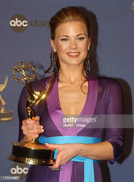 Gina Tognoni winner Outstanding Supporting Actress in a Drama Series award for 'Guiding Light'