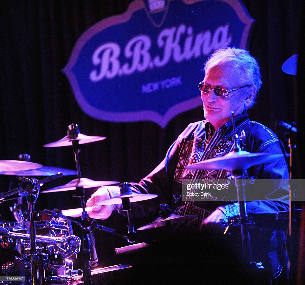 Ginger Baker Performs Jazz Confusion Featuring Pee Wee Ellis, Alec Dankworth & Abass Dodoo