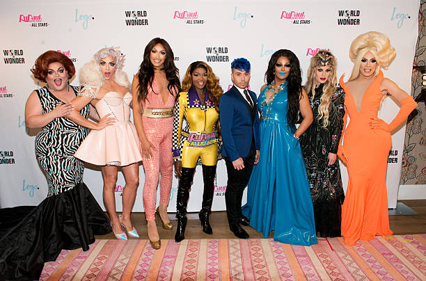 """RuPaul's Drag Race All Stars"" Season Two Premiere Photos ..."