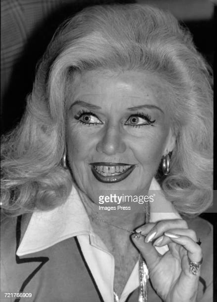 Ginger Rogers circa 1976 in New York City