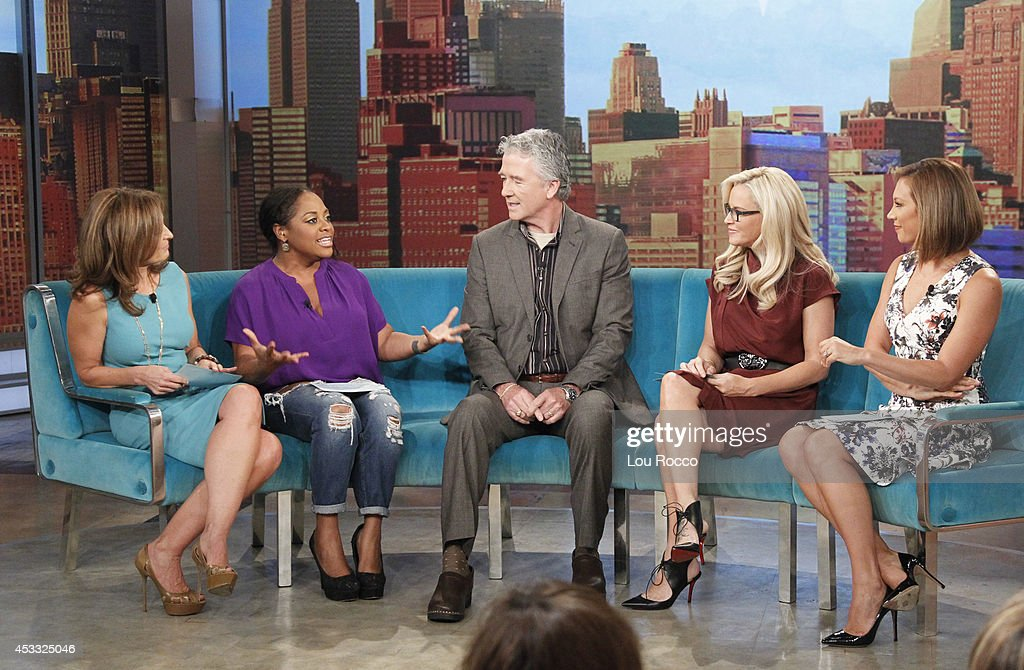 Good Morning America Guest Host Today : Abc s quot the view season getty images