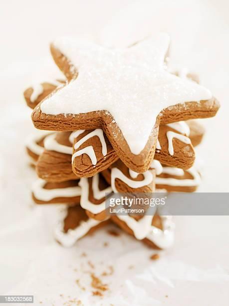 ジンジャーブレッドクッキー、クリスマス時間