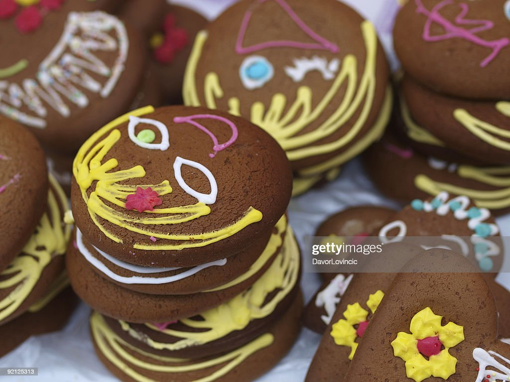 gingerbread : Stockfoto