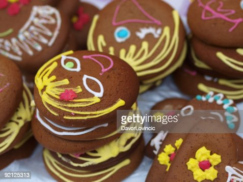gingerbread : Stock Photo