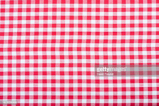 Gingham Fabric Texture