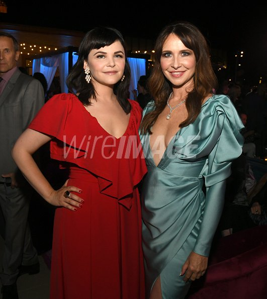 Ginnifer Goodwin and Janie Bryant...
