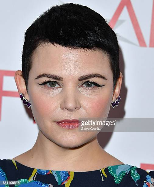 Ginnifer Goodwin arrives at the 17th Annual AFI Awards at Four Seasons Hotel Los Angeles at Beverly Hills on January 6 2017 in Los Angeles California