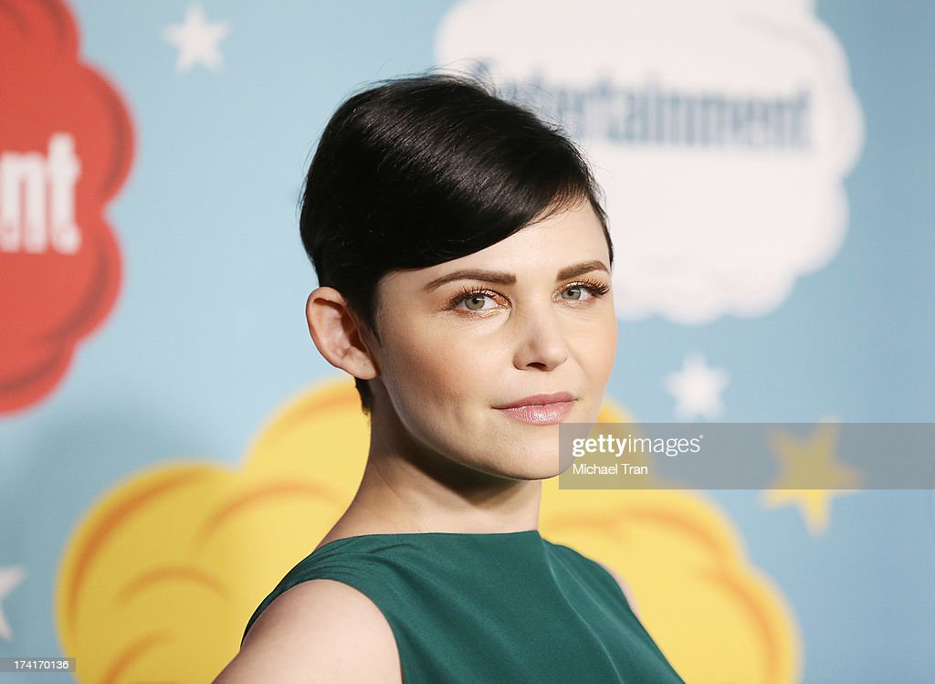 Ginnifer Goodwin arrives at the Entertainment Weekly's Annual Comic-Con celebration held at Float at Hard Rock Hotel San Diego on July 20, 2013 in San Diego, California.