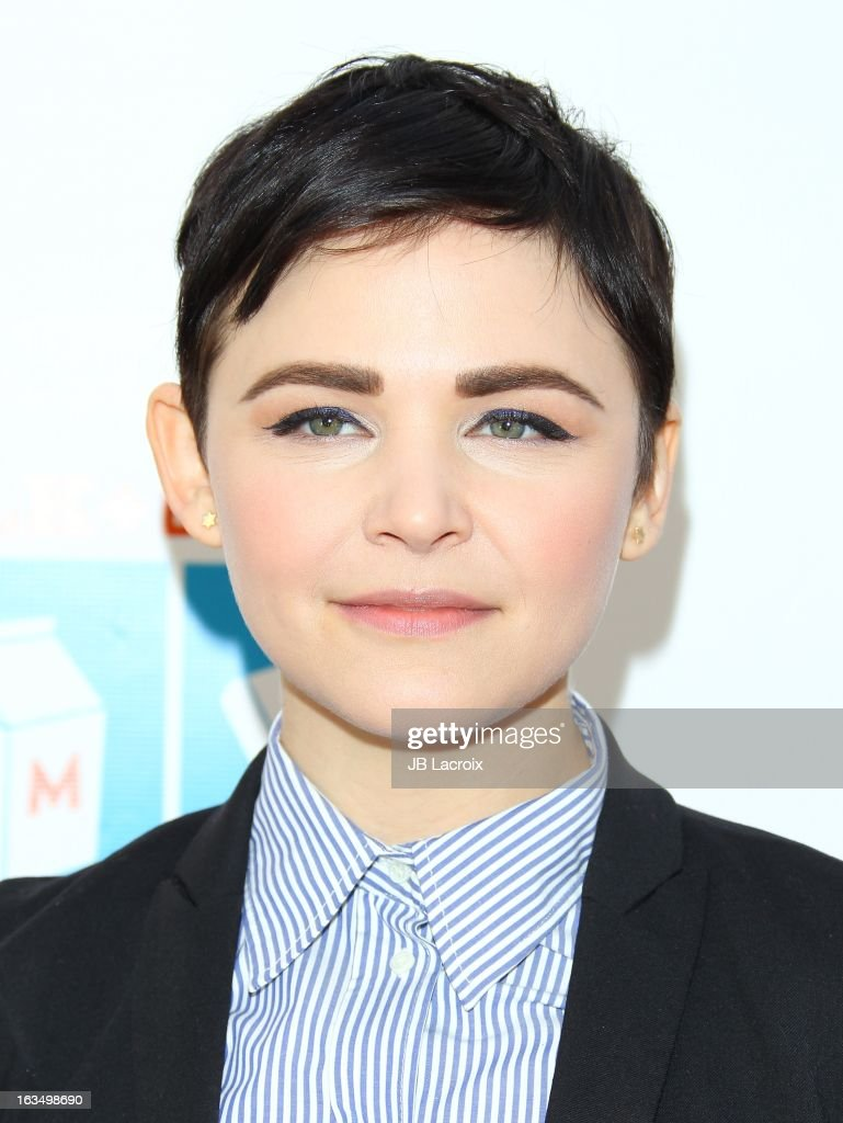 Ginnifer Goodwin attends the 4th Annual Milk + Bookies Story Time Celebration at Skirball Cultural Center on March 10, 2013 in Los Angeles, California.