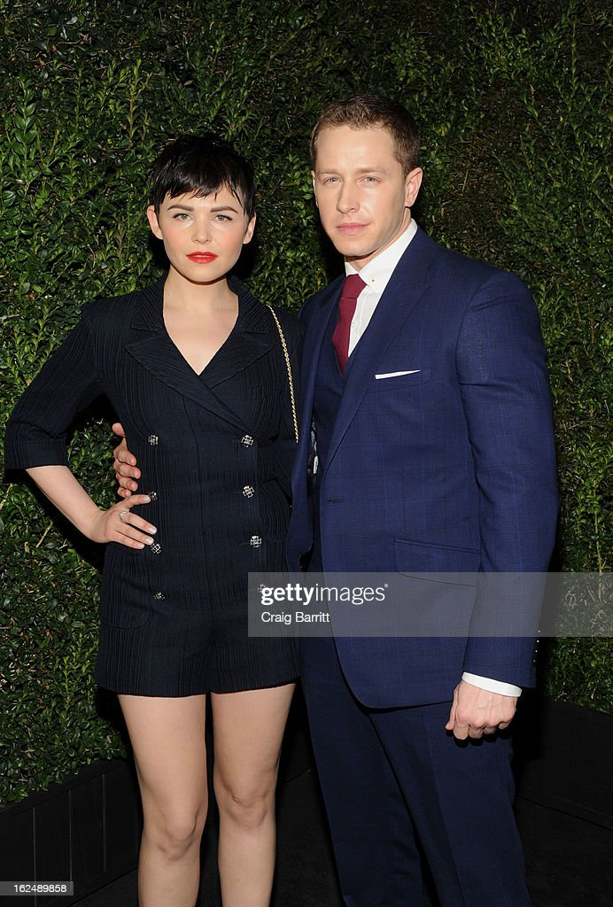 <a gi-track='captionPersonalityLinkClicked' href=/galleries/search?phrase=Ginnifer+Goodwin&family=editorial&specificpeople=215039 ng-click='$event.stopPropagation()'>Ginnifer Goodwin</a> attends the Chanel Pre-Oscar dinner at Madeo Restaurant on February 23, 2013 in Los Angeles, California.