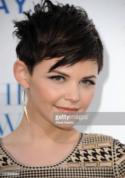 Ginnifer Goodwin attends the 'Something Borrowed' Los Angeles Premiere on May 3 2011 in Hollywood California