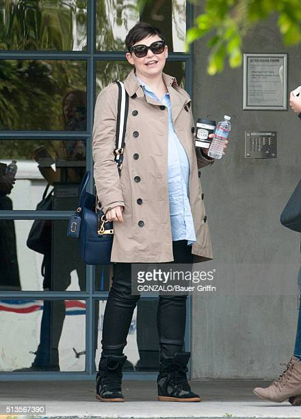 Ginnifer Goodwin is seen on March 03 2016 in Los Angeles California
