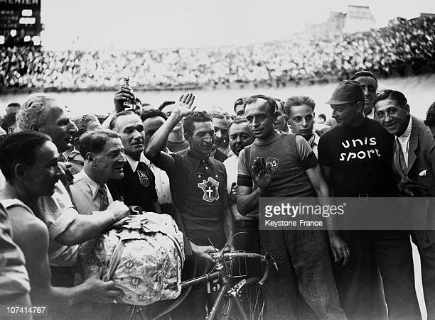Gino Bartalli Winner Of 32Nd Edition Of Tour De France In 1938