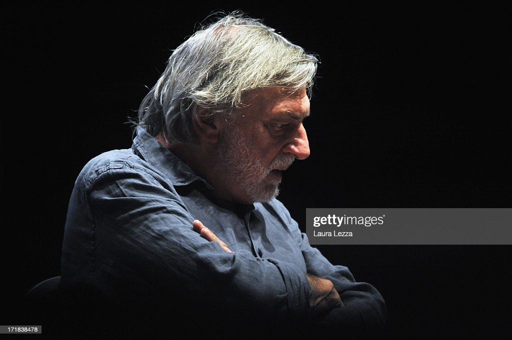 <a gi-track='captionPersonalityLinkClicked' href=/galleries/search?phrase=Gino+Strada&family=editorial&specificpeople=4203022 ng-click='$event.stopPropagation()'>Gino Strada</a> founder of Emergency attends the Emergency National Meeting on June 28, 2013 in Livorno, Italy. Independent Italian non-profit organisation 'Emergency' transports doctors and medical equipment to regions suffering poverty and conflict to provide free treatment to those who need it.