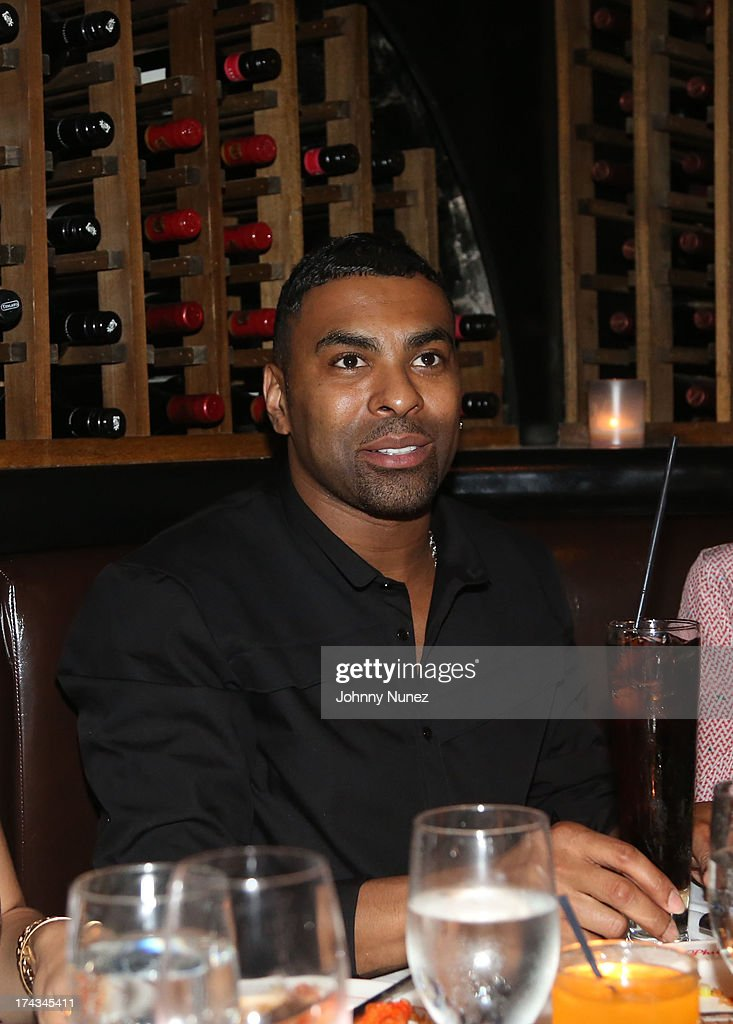 Ginuwine attends TGT's '3 Kings' Listening & Intimate Dinner at Philippe Restaurant on July 23, 2013 in New York City.