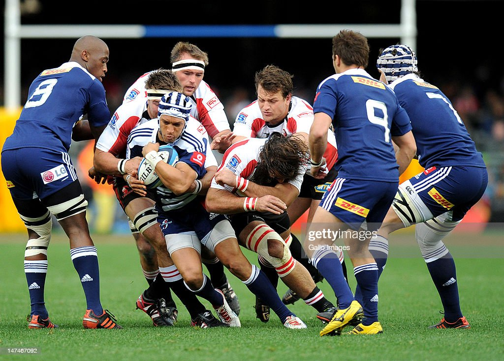 Super Rugby Rd 16 - Stormers v Lions