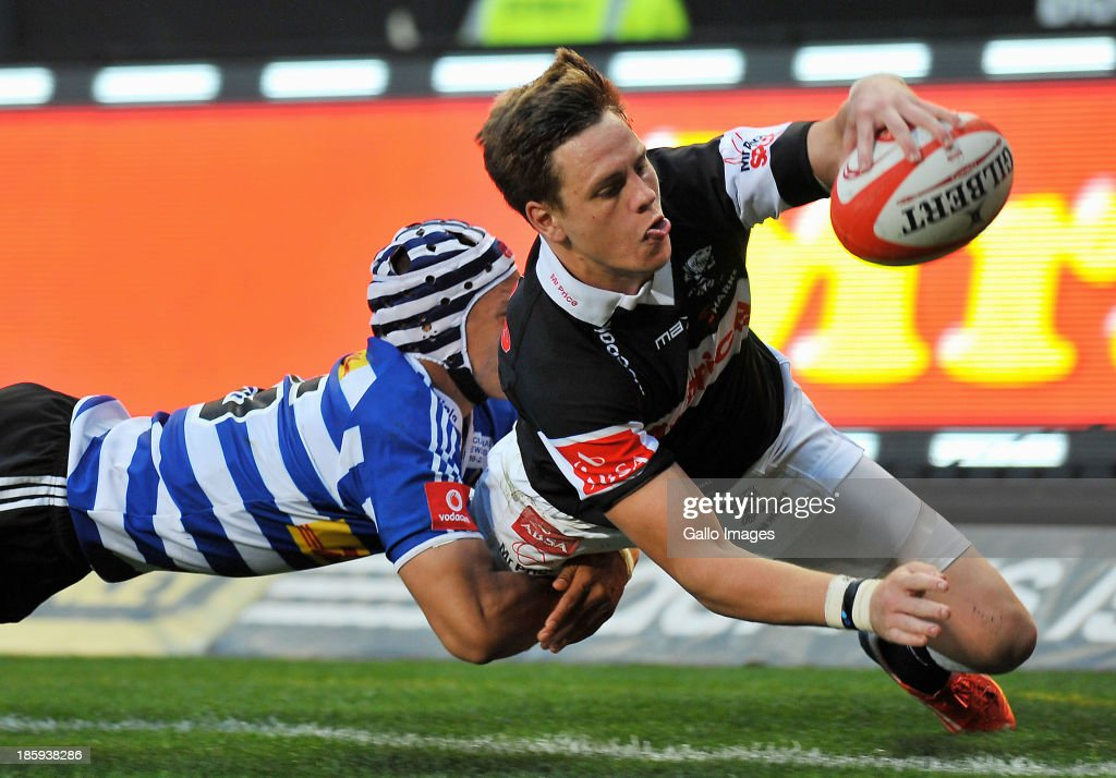 2013 Absa Currie Cup Final: DHL Western Province v The Sharks