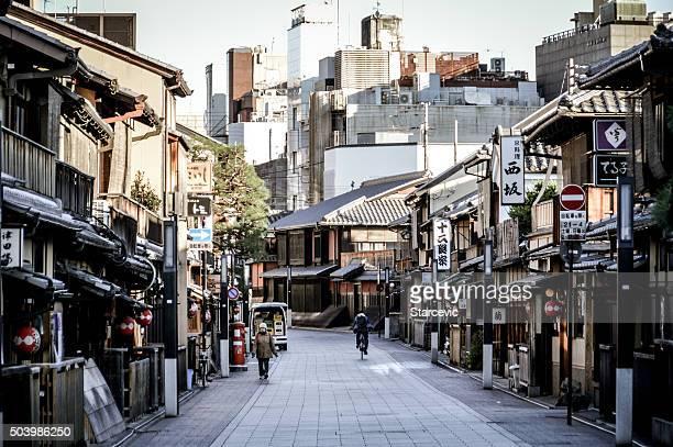 祇園地区、日本、京都