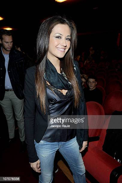 Giorgia Palmas attends 'Donne X Le Donne' A Charity Event To Celebrate The International Day For The Elimination Of Violence Against Women on...