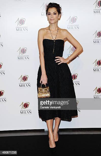 Giorgia Surina attends Fondazione Milan 10th Anniversary Gala on November 20 2013 in Milan Italy