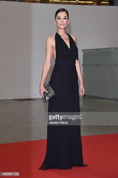 Giorgia Surina attends the Convivio 2014 on June 12 2014 in Milan Italy