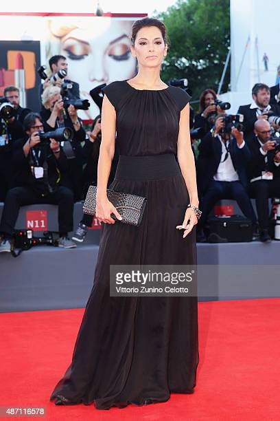 Giorgia Surina attends the Kineo Awards ceremony during the 72nd Venice Film Festival at Palazzo del Casino on September 6 2015 in Venice Italy