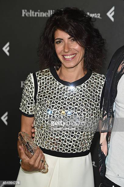 Giorgia Todrani attends The Space Movies Universal Pictures Italia Feltrinelli Real Cinema And Gucci Present The Italian Premiere Of 'The Director...