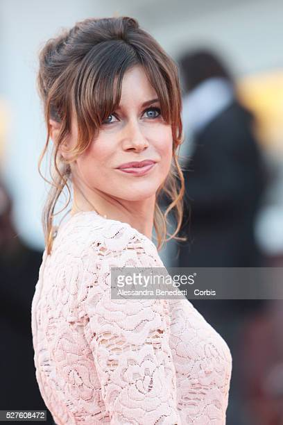 Giorgia Wurth attends the premiere of movie The Zero Theorem presented in competition at the 70th International Venice Film Festival