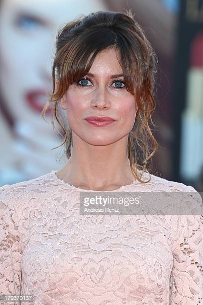 Giorgia Wurth attends 'The Zero Theorem' Premiere during the 70th Venice International Film Festival at the Palazzo del Cinema on September 2 2013 in...