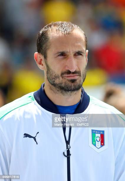 Giorgio Chiellini Italy